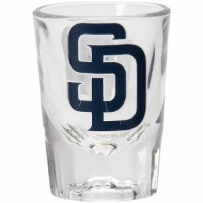 The Memory Company ザ メモリー カンパニー スポーツ用品  San Diego Padres 2oz. Fluted Collector Shot Glass