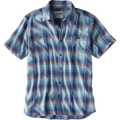 マウンテンカーキス メンズ シャツ トップス Mountain Khakis Men's Meridian SS Shirt