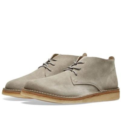 アストールフレックス Astorflex メンズ ブーツ ウェッジソール シューズ・靴 Ettoflex Wedge Sole Boot Grey
