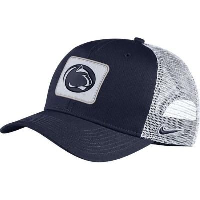 ナイキ Nike メンズ キャップ トラッカーハット 帽子 Penn State Nittany Lions Blue Classic99 Trucker Hat