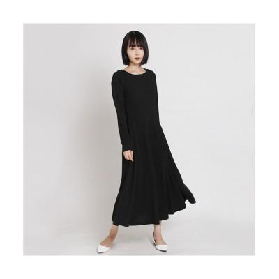 MARTHA(マーサ) カーヴィーカッティングワンピース (ワンピース)Dress