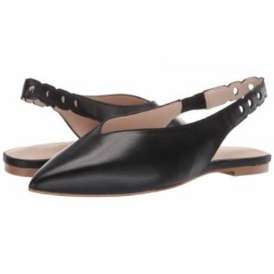 Cole Haan コールハーン レディース 女性用 シューズ 靴 フラット Merrit Skimmer Black Leather【送料無料】