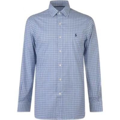 ラルフ ローレン Polo Ralph Lauren メンズ シャツ トップス Long Sleeved Shirt Blue