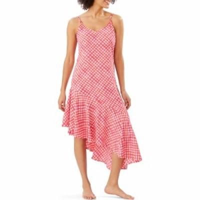 トミー バハマ TOMMY BAHAMA レディース ワンピース ミドル丈 ワンピース・ドレス Harbour Island Asymmetrical Ruffle Midi Dress Parad