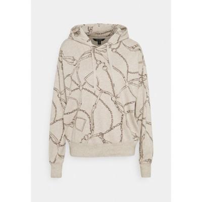 ラルフローレン パーカー・スウェットシャツ レディース アウター COZETT - Sweatshirt - farro heather mul