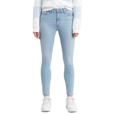 リーバイス レディース デニムパンツ ボトムス Women's 721 High-Rise Skinny Jeans