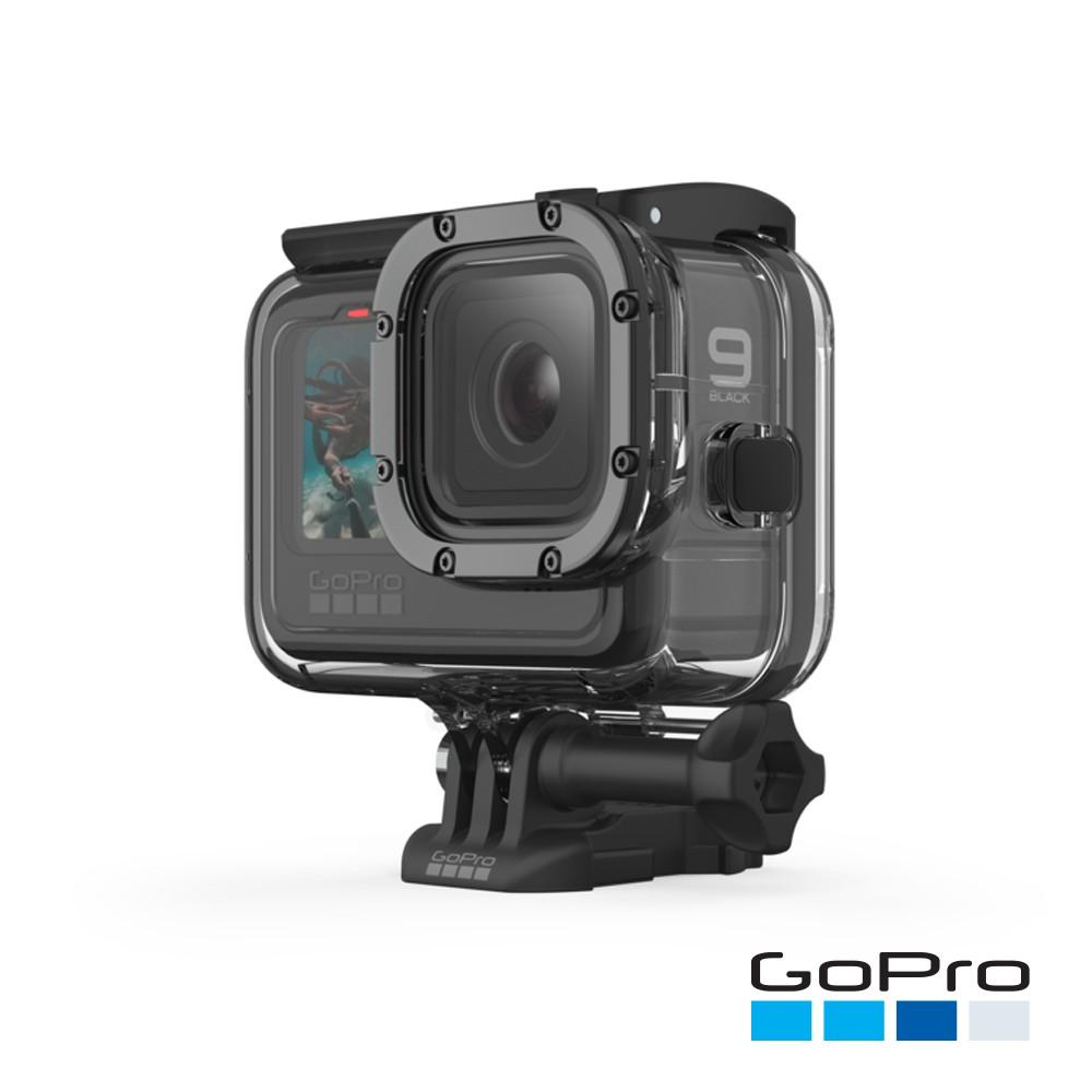 【GoPro】HERO9 Black專用超強防護層+潛水保護殼ADDIV-001