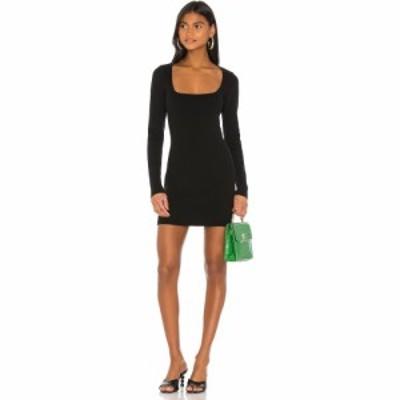 エルピーエー LPA レディース ワンピース ワンピース・ドレス Rae Dress Black