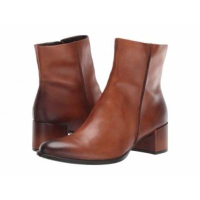 ECCO エコー レディース 女性用 シューズ 靴 ブーツ アンクル ショートブーツ Shape 35 Block Ankle Boot Honey【送料無料】