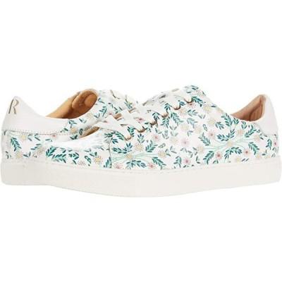 ジャックロジャース Rory Daisy Print Sneaker レディース スニーカー White Daisy/White