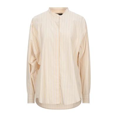 イザベル マラン ISABEL MARANT シャツ ベージュ 40 コットン 74% / シルク 26% シャツ