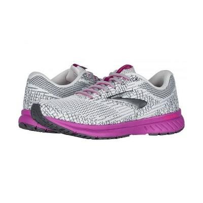 Brooks ブルックス レディース 女性用 シューズ 靴 スニーカー 運動靴 Revel 3 - Grey/Primer/Hollyhock