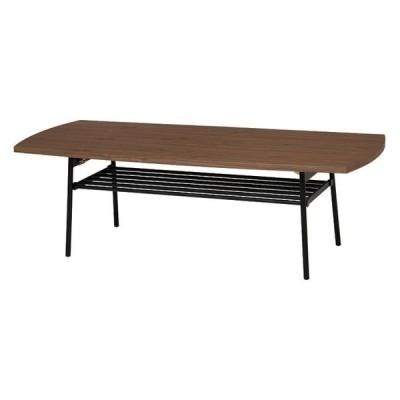HAGIHARA(ハギハラ) 2090963400 テーブル(角/小) KT-3256BR