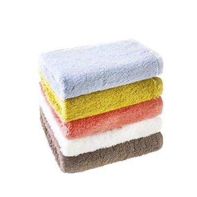 ハンドタオル 紐付きタオル 綿100% おしぼり 柔らかい肌触り ループ付き 速乾 バンド付き 運動用 子供用 瞬間