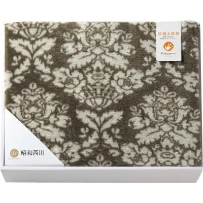 昭和西川・ポリジン加工 ニューマイヤー毛布 ギフト包装・のし紙無料 (A3)