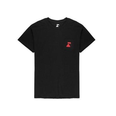 ポーラー POLeR メンズ SUMMIT POCKET TEE カジュアル 半袖 シャツ