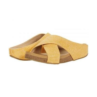 VOLATILE ヴォラタイル レディース 女性用 シューズ 靴 サンダル Delann - Yellow Linen