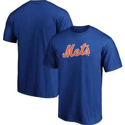 MLB ニューヨーク・メッツ Tシャツ アイコン クラッチ ロイヤル【OCSL】