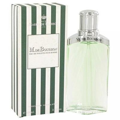 コスメ 香水 女性用 Eau de Toilette  M De Bourbon by Princesse Marina De Bourbon Men 3.3 oz Eau de Toilette Spray 送料無料