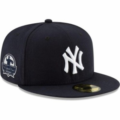 New Era ニュー エラ スポーツ用品  New Era Mariano Rivera New York Yankees Navy Hall of Fame Side Patch 59FIFTY Fitted Hat