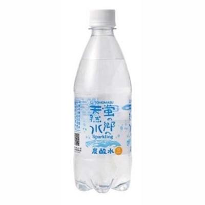 蛍の郷の天然水 スパークリング (500ml*24本入)