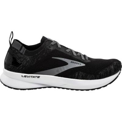 ブルックス Brooks レディース ランニング・ウォーキング シューズ・靴 Levitate 4 Running Shoes Black/White