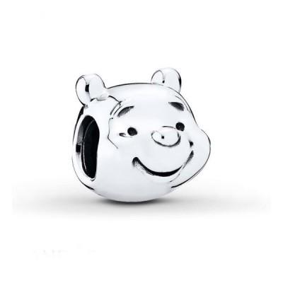 【PANDORA】パンドラ Disney Winnie the Pooh Portrait Charm