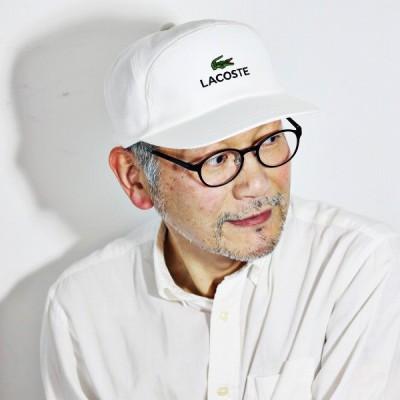 LACOSTE アポロキャップ CAP オックスツイル キャップ コットン メンズ 父の日 プレゼント ラコステ レディース 帽子 キャップ ワニ 白 ホワイト