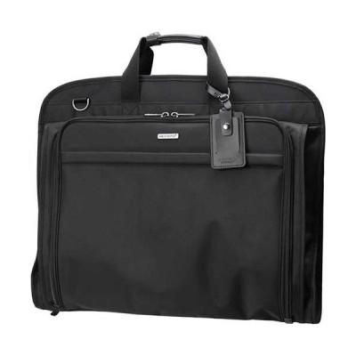 ノベルティプレゼント BERMAS バーマス ガーメントケース ビジネスバッグ メンズ 本革  豊岡製鞄 ポリエステル 56cm ハイグロッシーコーティング ブリーフケー…