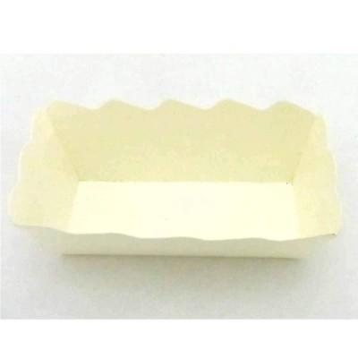 遠藤商事 業務用 ペーパートレイ ミニパウンド80 白 (100枚入) 紙 日本製 WPU3201