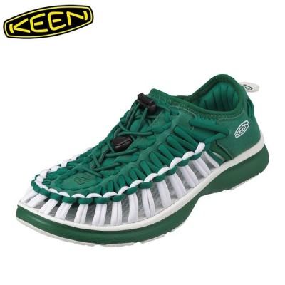 キーン KEEN 1021994 レディース | スニーカー | 大きいサイズ対応 | 軽量 軽い | グリーン