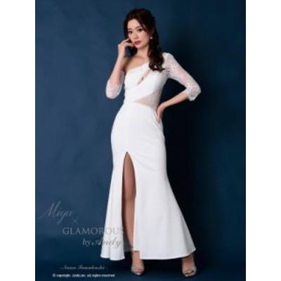 GLAMOROUS ドレス GMS-M559 ワンピース ミニドレス Andyドレス グラマラスドレス クラブ キャバ ドレス パーティードレス