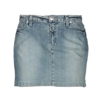 RICHMOND DENIM デニムスカート ブルー 44 コットン 98% / ポリウレタン 2% デニムスカート