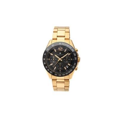 Charles-Hubert, Paris Men's 3976-G Premium Collection Analog Display Japanese Quartz Gold Watch 並行輸入品