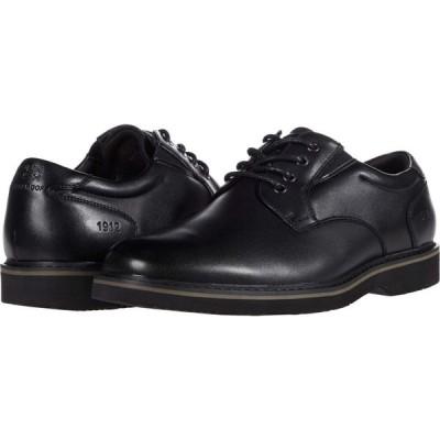 ナンブッシュ Nunn Bush メンズ 革靴・ビジネスシューズ シューズ・靴 Denali Plain Toe Oxford Black