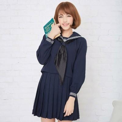 コスプレ コスプレ コスチューム一式 3点セット 制服 セーラー服  衣装 b2001