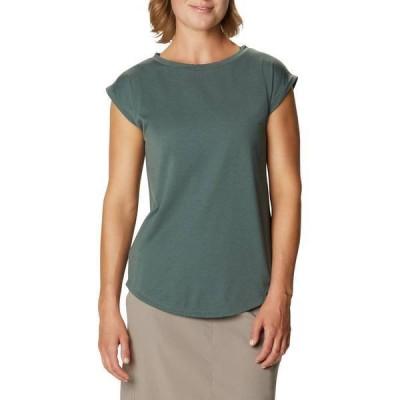 マウンテンハードウェア レディース シャツ トップス Mountain Hardwear Women's Everyday Perfect Short Sleeve T-Shirt