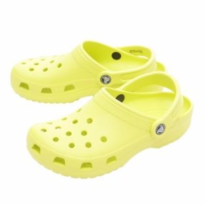 クロックス(crocs)サンダル クラシック クロッグ Citrus 10001-738 オンライン価格(Lady's)