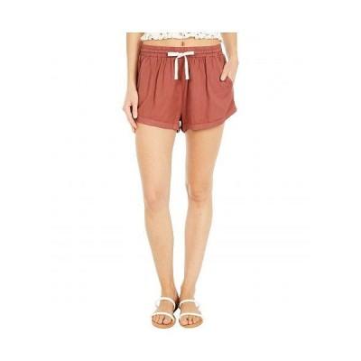 Billabong ビラボン レディース 女性用 ファッション ショートパンツ 短パン Road Trippin Shorts - Chestnut