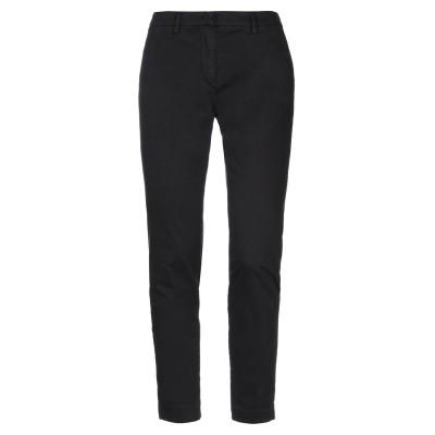 メイソンズ MASON'S パンツ ブラック 38 コットン 97% / ポリウレタン 3% パンツ