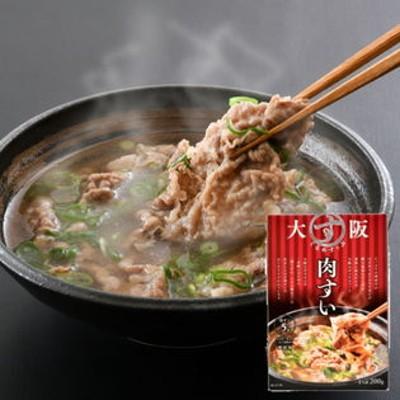 【200g×2人前】崔家の健美鍋  ぜいたく国産牛肉すい ー大阪堺市地域物産応援特集ー