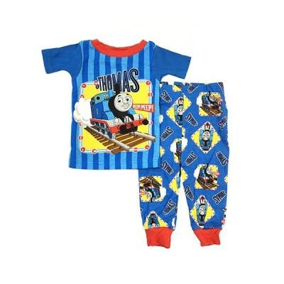 P10 きかんしゃトーマス キッズパジャマ 12M 80cm 12281 Thomas 子ども用 服 パジャマ ねまき 寝巻 寝間着 上下セット