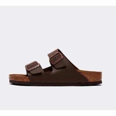 ビルケンシュトック Birkenstock レディース サンダル・ミュール シューズ・靴 arizona sandal Dark Brown