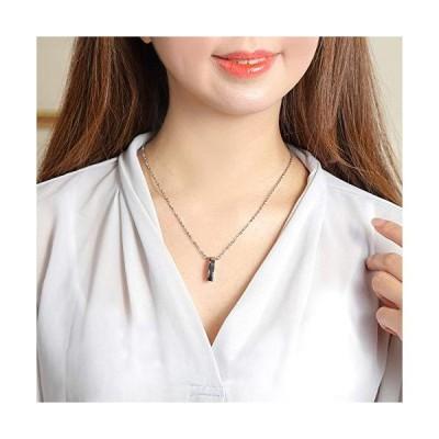 【見せたくなる磁気ネックレス】ピュアループ オズ ◆ 新商品◆ クリスプ (ブラックカラー) 45cm