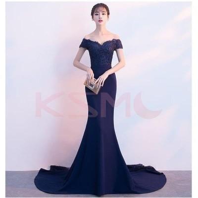 ドレス    レディース 結婚式 発表会  二次会 ピアノェミニン  無袖 ナイトドレス プリンセス 引き裾