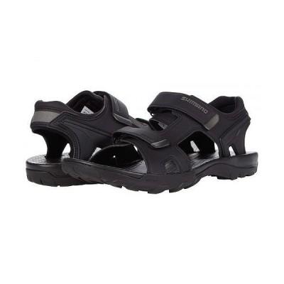 Shimano シマノ メンズ 男性用 シューズ 靴 サンダル SD5 Cycling Sandal - Black