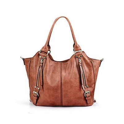 Gold Ant Handbags for Women Large Ladies Purse Hobo Shoulder Bag Tote Satchel Bag with Adjustable Strap,PU Leather【並行輸入品】
