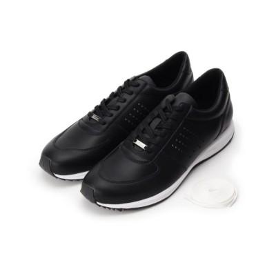 【アダバット】 スパイクレスゴルフシューズ メンズ メンズ ブラック 70(27.0cm) adabat