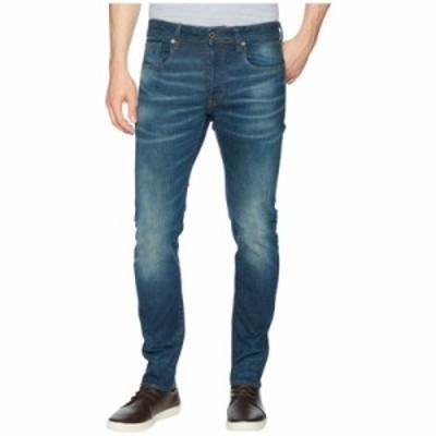 ジースター ジーンズ・デニム 3301 Slim Jeans in Medium Aged Beln Stretch Denim Medium Aged Beln Stretch Denim