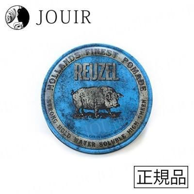 REUZEL ルーゾーポマード ブルー(ストロングホールド) 113g